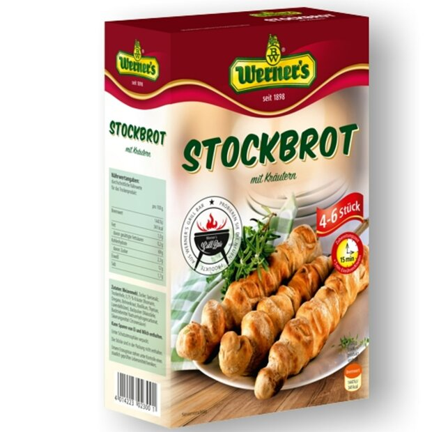 Stockbrot - Werners