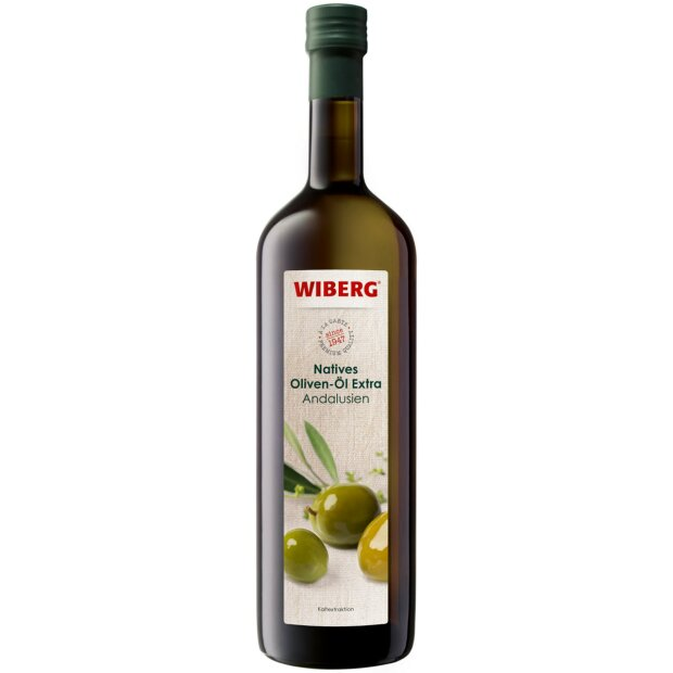 Natives Olivenöl Extra Andalusien 1L - WIBERG