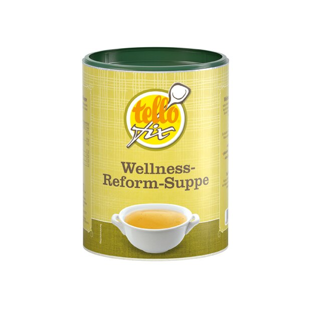 Wellness Reform Suppe - tellofix