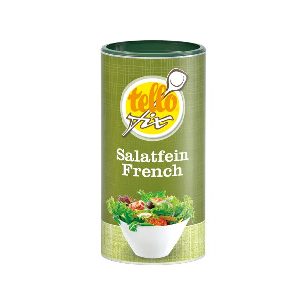 Salatfein French - tellofix